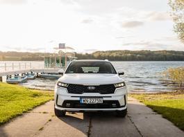 Nowa Kia Sorento 1.6 T-GDI HEV – podgryza klasę premium