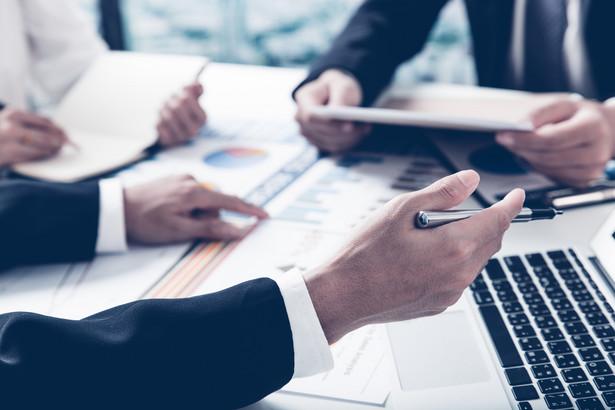 Co do zasady spółka w organizacji jest reprezentowana przez członków jej zarządu.