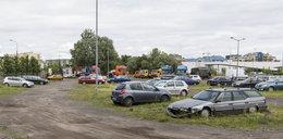 Darmowy przejazd z parkingów, których nie ma