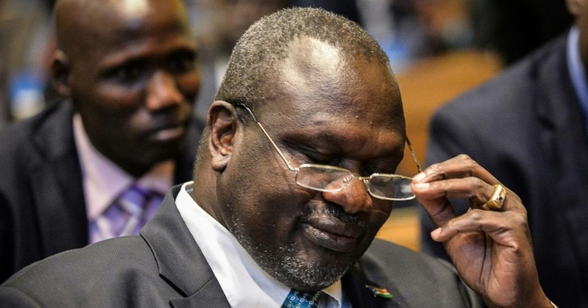 S.Sudan rebel leader in Juba for talks as peace deal falters