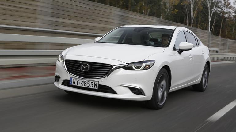 Mazda 6 2.5 Skyactiv-G - aż się prosi o tylny napęd!