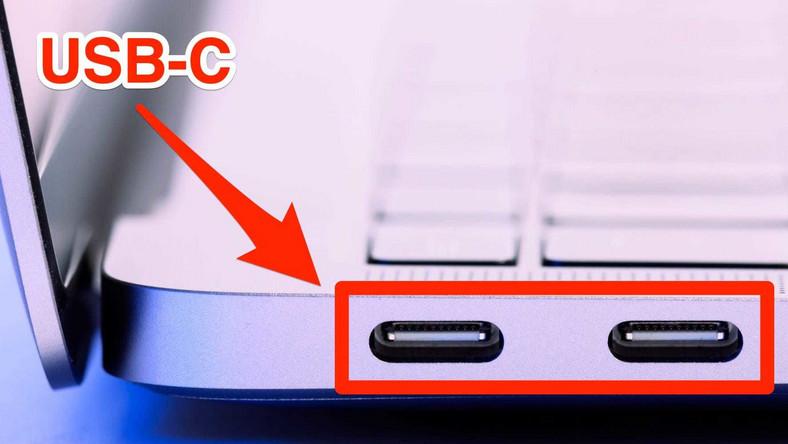 macbook pro usb c