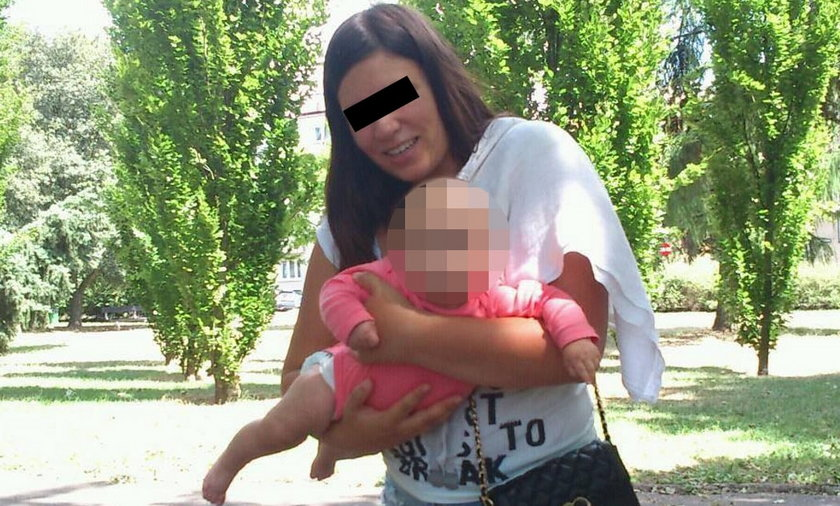Magdalena C. wyglądała na szczęśliwą matkę. Nikt nie przypuszczał, że może się posunąć do zamordowania córeczki