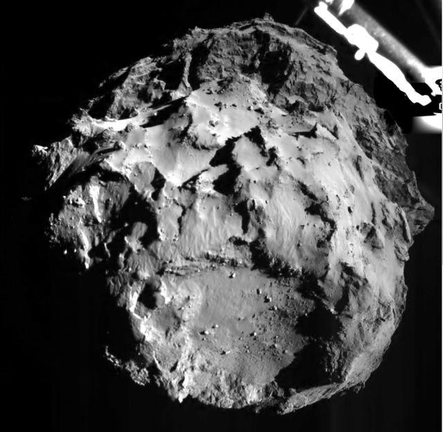 ESAje potvrdila da je detektovala misteriozni signal sa komete