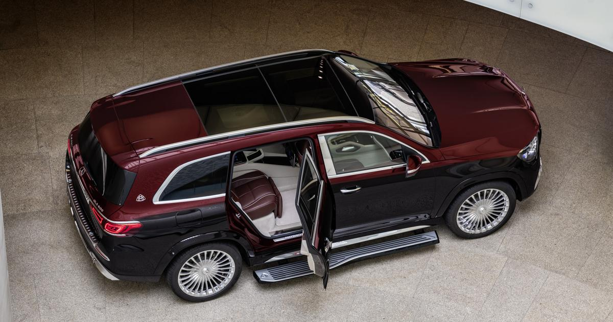 Mercedes Maybach Gls 600 Suv For Over 800 000 Zlotys World Today News