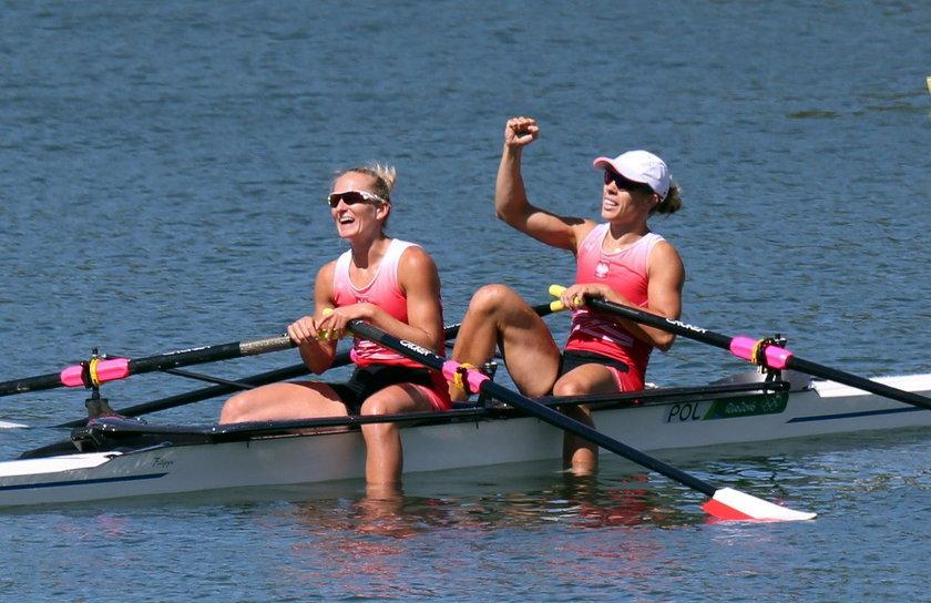 Magdalena Fularczyk-Kozłowska i Natalia Madaj ozłocone w Rio de Janeiro!