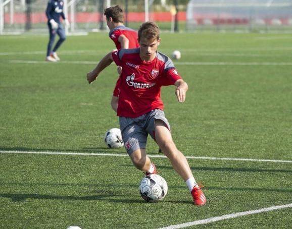 FK Crvena zvezda, mlađe kategorije
