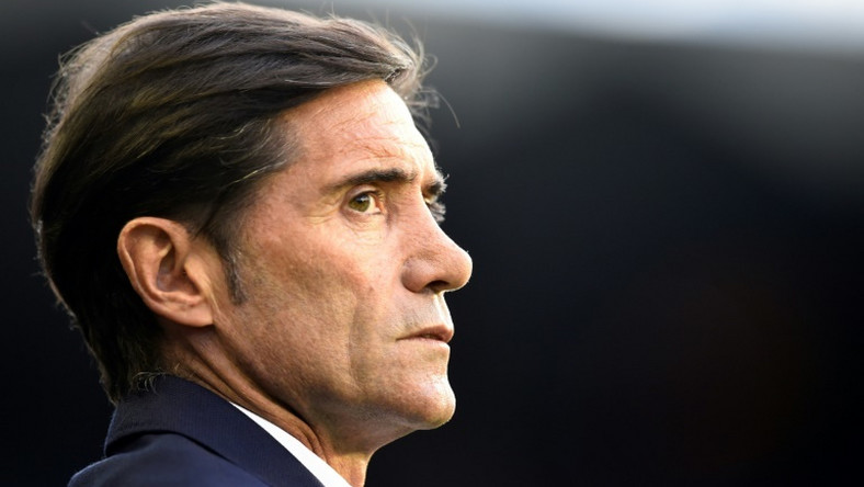 Marcelino has been sacked after a successful spell at Valencia