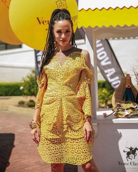 Eku Edewor is one of Nigeria's most celebrated media personalities. With years of experience in the TV game, Edewor isn't just your everyday celeb but one who has become a force to reckon with [Instagram/EkuEduwor]