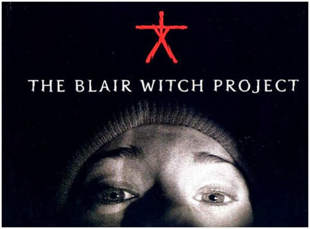"3. ""The Blair Witch Project"" (1999), 1169x"