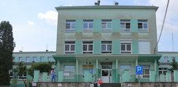 Horror w szpitalu w Zgierzu. Atak nożownika