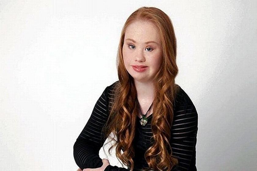 Madeline Stuart - modelka z zespołem Downa
