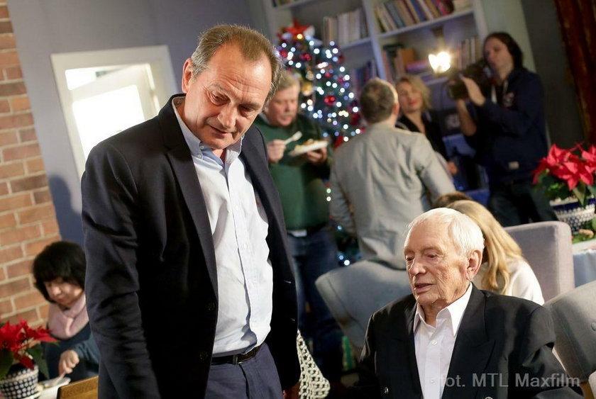 Witold Pyrkosz i Wojciech Wysocki