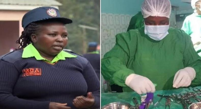 Jane Kubai's inspiring rise from security guard to saving lives in the operating room