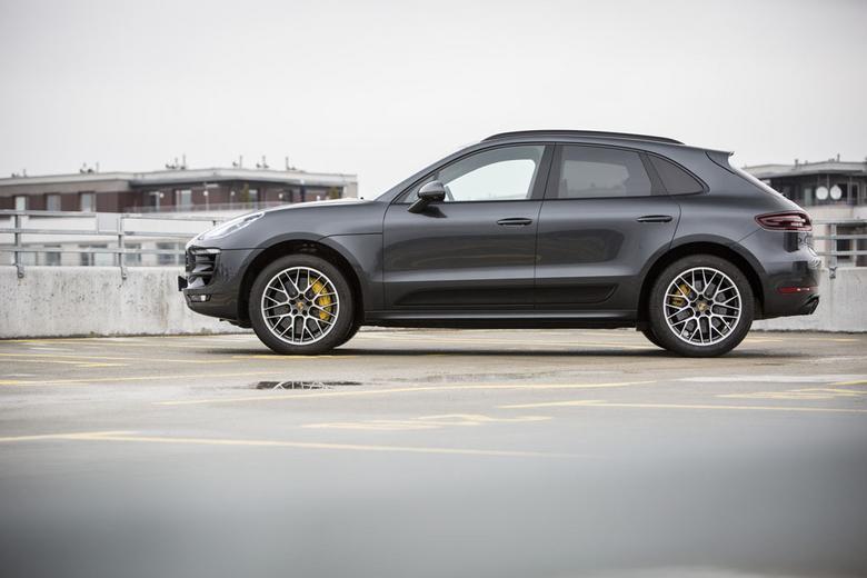 Porsche Macan Turbo - o 10 proc. mocniejsze i droższe