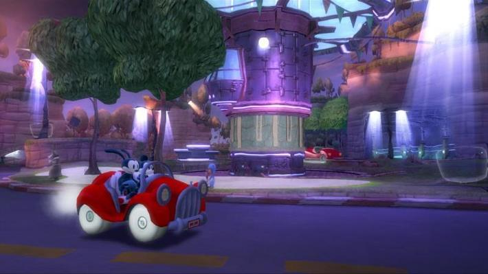 Epic Mickey 2 4