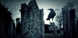 Nawiedzony cmentarz. Tu wchodzisz na własne ryzyko