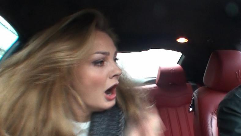 Aktorka miała wypadek w programie TVN