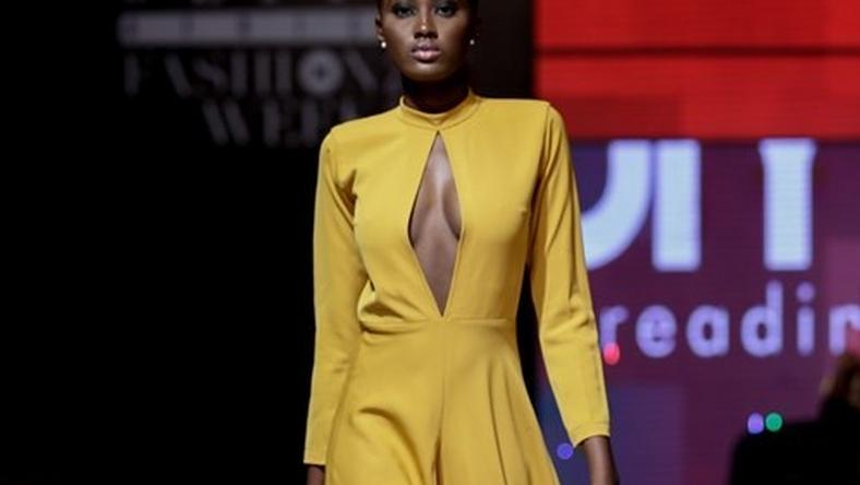 Amarelis Atelier debuts at Glitz Africa Fashion Week 2016