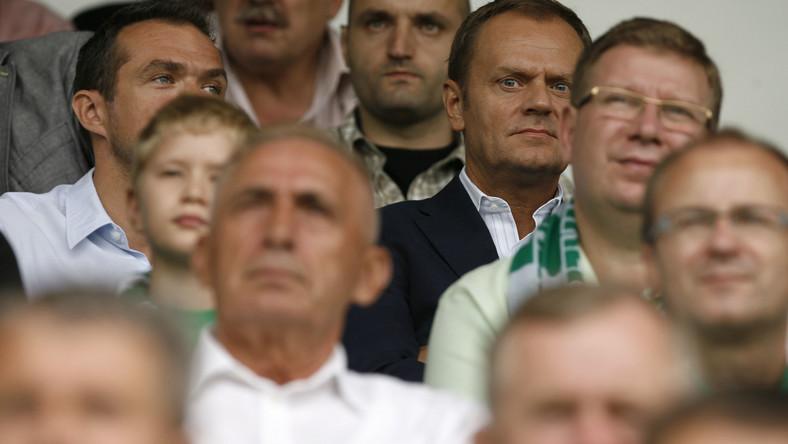 Hofman: na trybunie Lechii Gdańsk siedzi sitwa