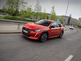 Peugeot 208 GT – mieszczuch na sportowo