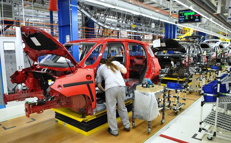 Kragujevac Fiat proizvodnja