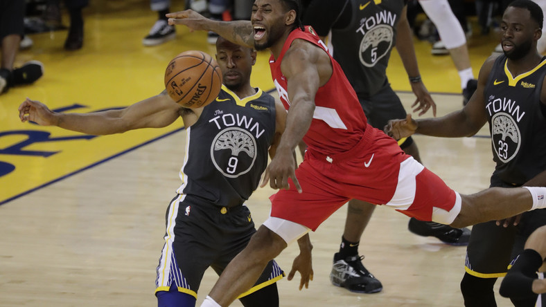NBA: Toronto Raptors - Golden State Warriors, wynik meczu