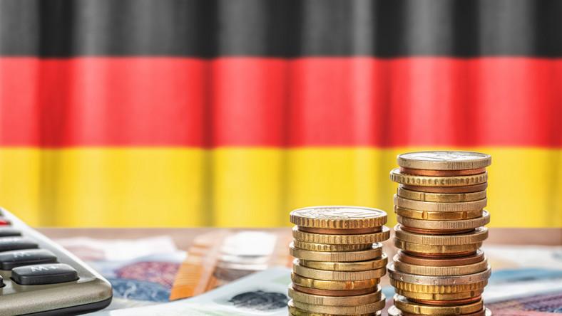 Niemcy. Gospodarka. Ekonomia. Euro