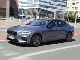 Volvo S60 T5 FWD – sportowy charakter | TEST