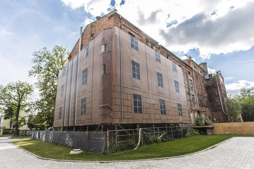 Stara warzelnia zmienia się w kompleks apartamentów