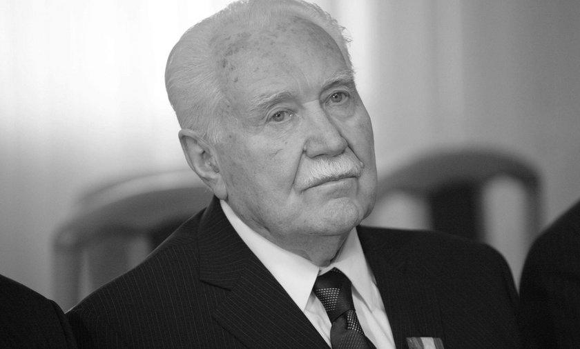Ryszard Kaczorowski.