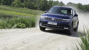Volkswagen Tiguan 2.0 TDI – wersja optymalna | TEST