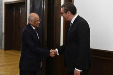Vučić: Nadam se da će Egipat uvažavati interese Srbije u međunarodnim institucijama