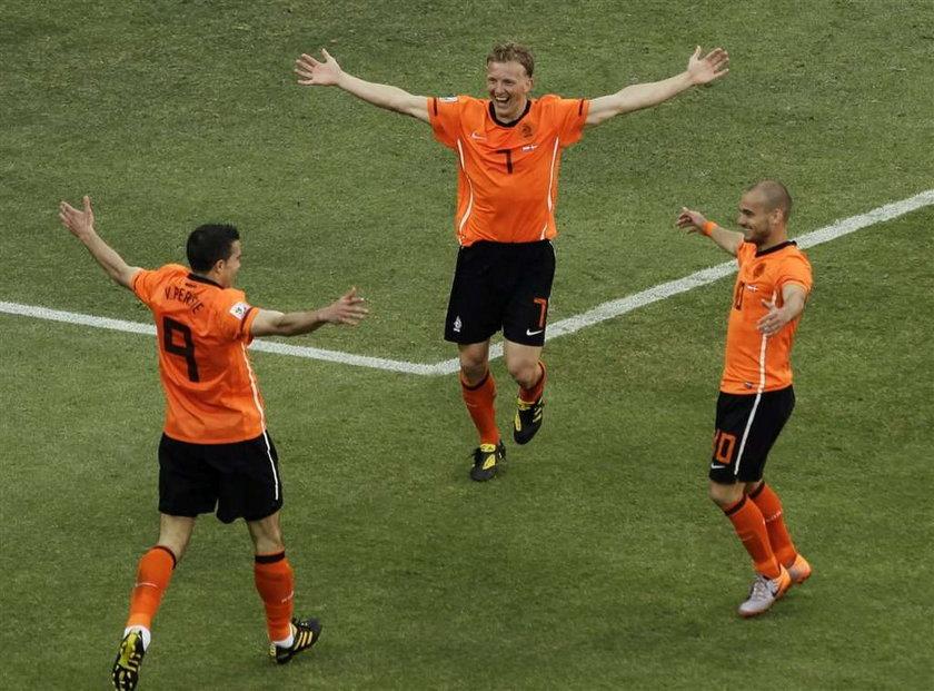 Pierwszy krok Holendrów