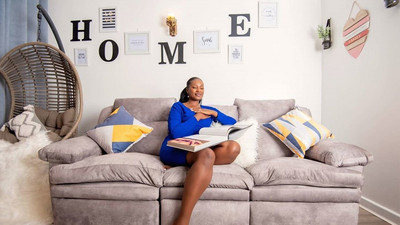Check out exquisite photos of Maureen Waititu's new Home