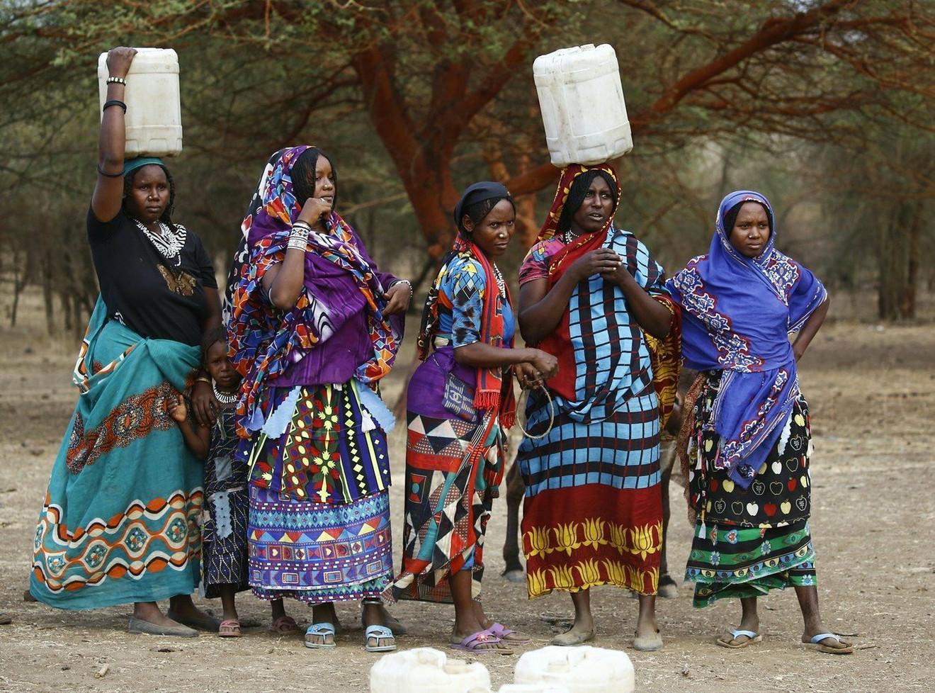Lepota u Sudanu