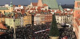 Tłumy Polaków w całym kraju żegnały prezydenta. ZDJĘCIA
