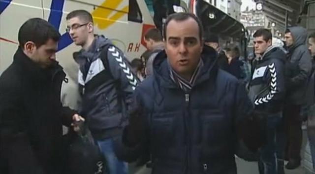 Saradnici: Novinar Frank Ženozoa znao je da su sagovornici lažni trgovci oružjem