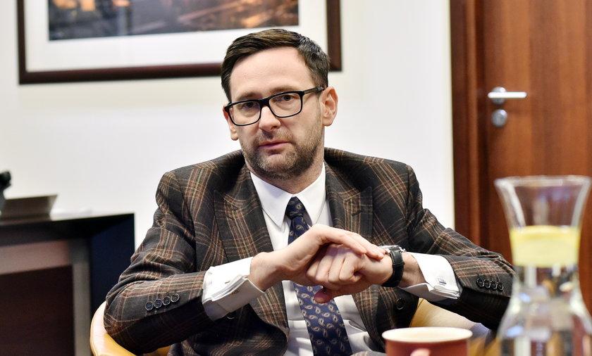 Daniel Obajtek.