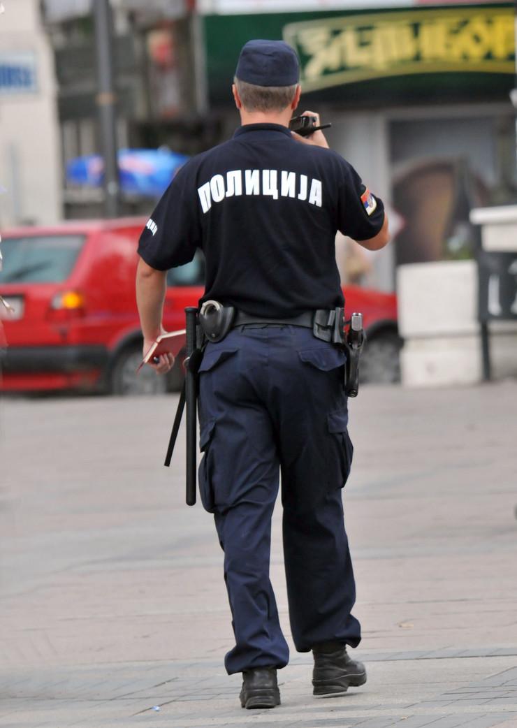Policajac na dužnosti