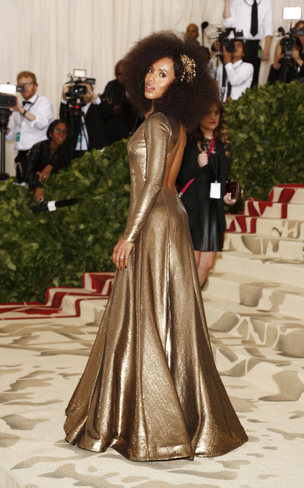 Kerry Washington w sukni Ralph Lauren