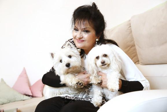 Pevačica Izvorinka Milošević zvala se Funtinjora
