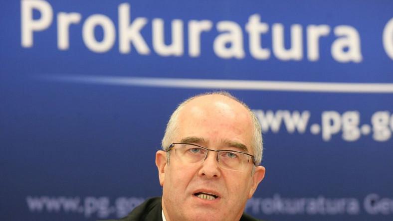 Prokurator Generalny, Andrzej Seremet