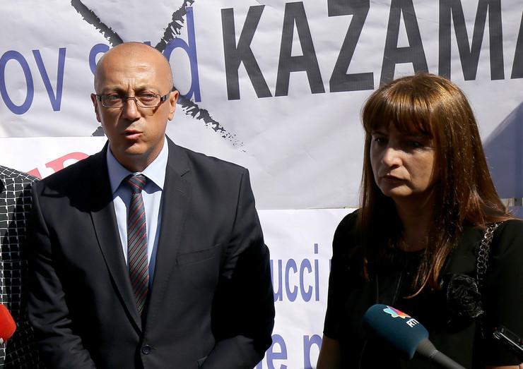 Goran rakić i Ksenija Božović