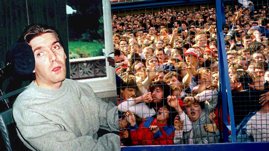 Andrew Devine stał się 97. ofiarą tragedii na Hillsbrough