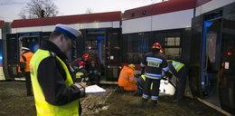 Gdańsk sparaliżowany! Wykoleił się tramwaj!