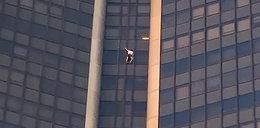 Polak zatrzymany w Paryżu. Wspinał się na jeden z najwyższych budynków