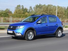 Dacia Sandero Stepway – budżetowa, a i tak fajna