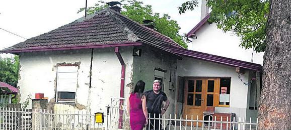 Miroljub Petrović sa Biljanom Jovanović: U blizini kuće se nalazi i Miroljubov centar