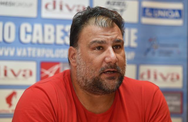 Dejan Savić, selektor vaterpolo reprezentacije Srbije